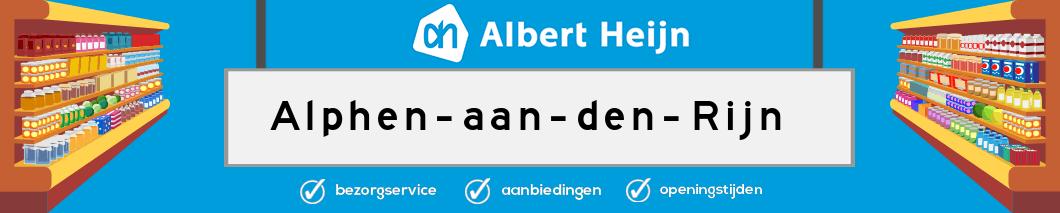 Albert Heijn Alphen aan den Rijn