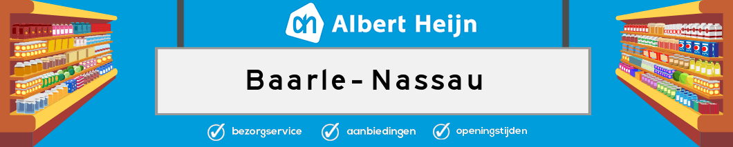 Albert Heijn Baarle-Nassau