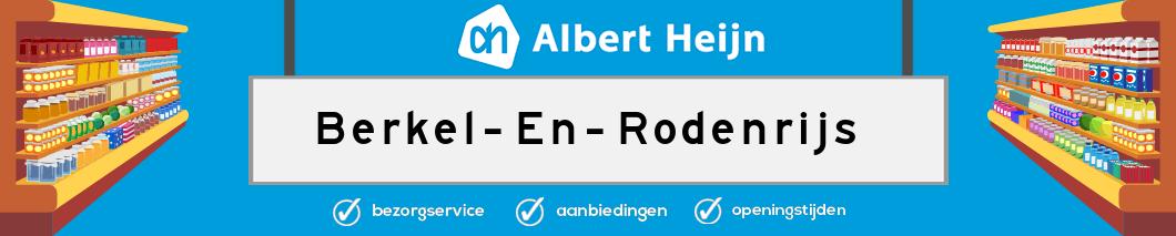 Albert Heijn Berkel En Rodenrijs