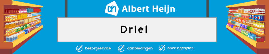 Albert Heijn Driel