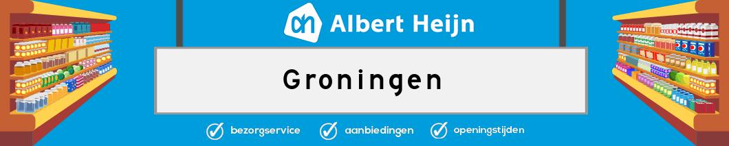 Albert Heijn Groningen Boodschappen Bestellen En Bezorgen