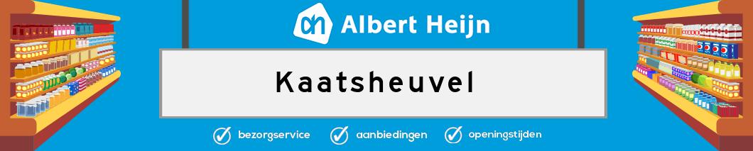 Albert heijn kaatsheuvel openingstijden