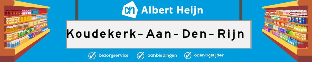 Albert Heijn Koudekerk Aan Den Rijn