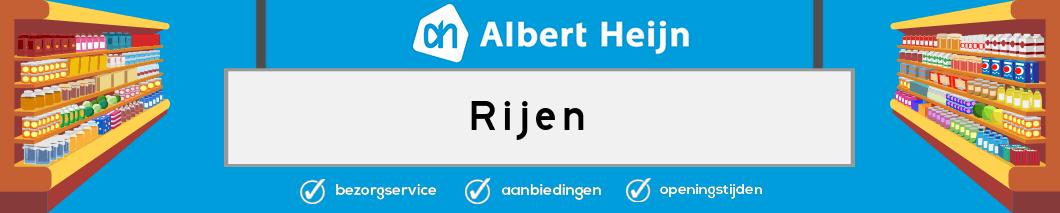 Albert Heijn Rijen