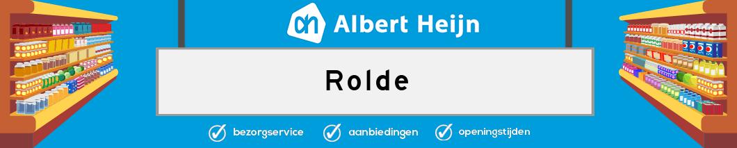 Albert Heijn Rolde