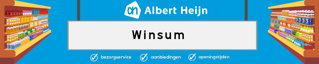 Albert Heijn Winsum