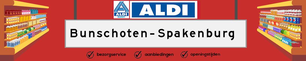 Aldi Bunschoten Spakenburg
