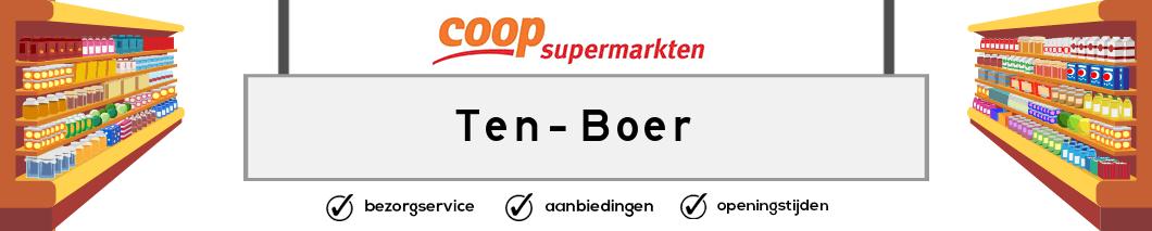 Coop Ten Boer