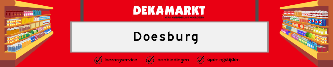 DekaMarkt Doesburg