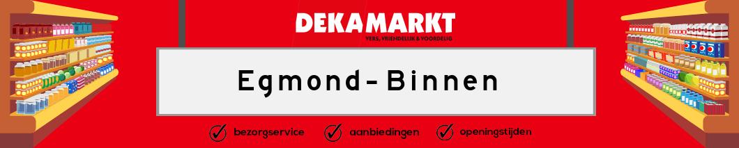 DekaMarkt Egmond-Binnen