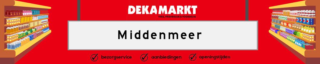 DekaMarkt Middenmeer