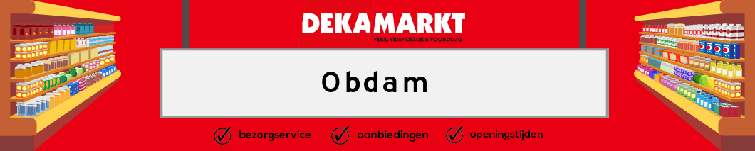 DekaMarkt Obdam