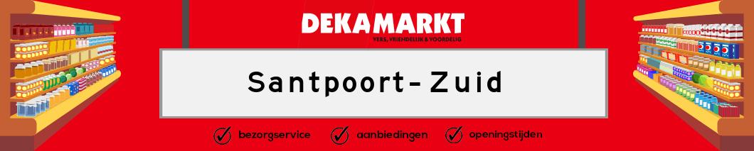 DekaMarkt Santpoort-Zuid