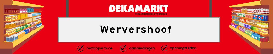 DekaMarkt Wervershoof