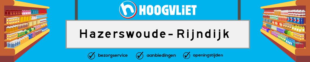Hoogvliet Hazerswoude Rijndijk