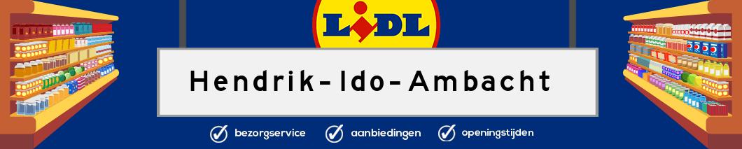 Lidl Hendrik-Ido-Ambacht
