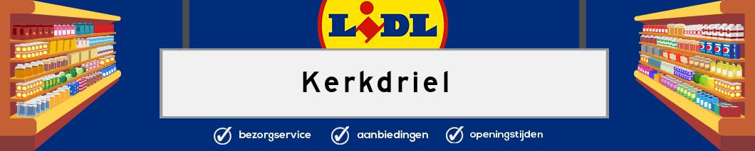 Lidl Kerkdriel