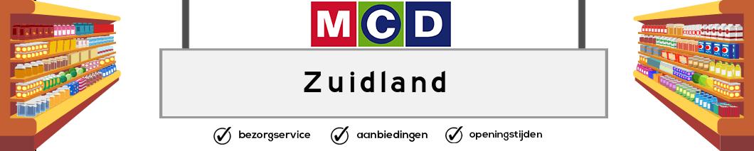 MCD Zuidland