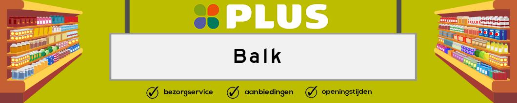 Plus Balk