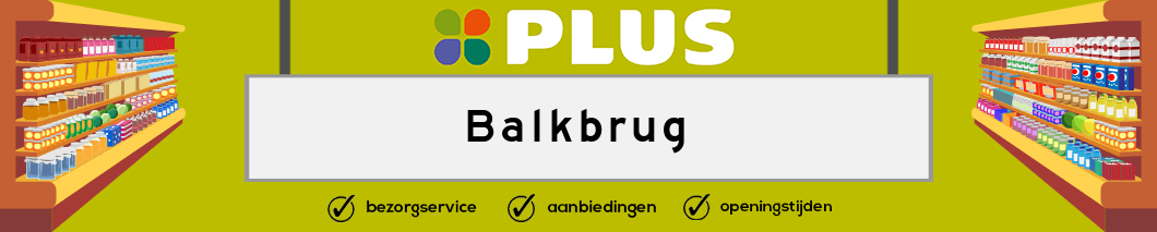 Plus Balkbrug