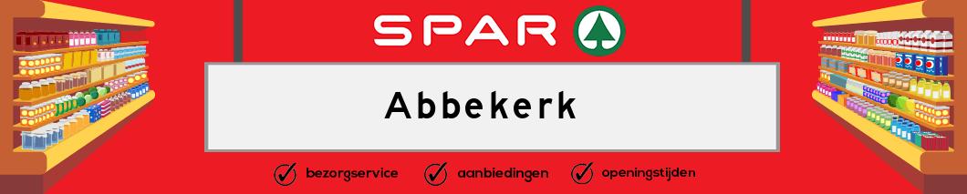 Spar Abbekerk
